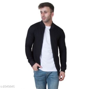 Trendy Men's Cotton Jacket