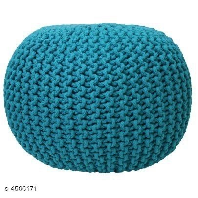 Trendy Pouffes Stools For Home 4