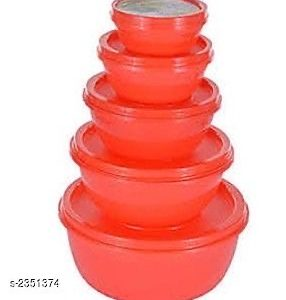 Food Keeper Container (Set of 5)
