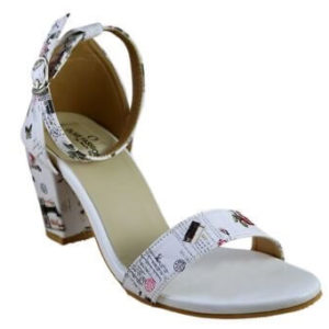 Ethnic Women's Wedge Heel Sandal