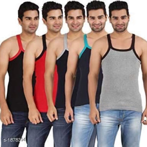 Comfy Stylish Vest (Pack Of 5)