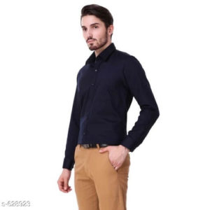 Men's Standard Slim Fit Formal Shirts