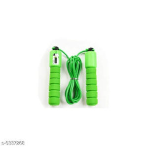 Classic Skipping Rope with Numerical Counter
