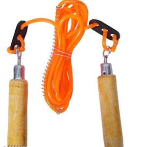 Wooden Handle Skip Rope