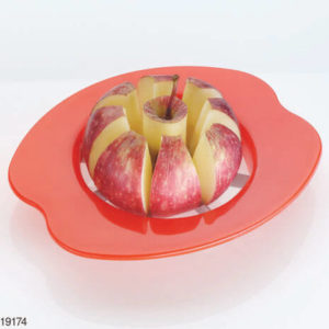 Fine Plastic Apple Cutter