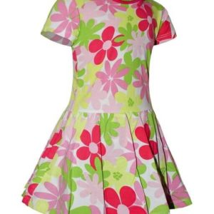 Elegant Fashionable Cotton Frock side