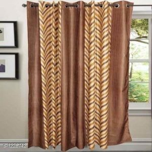 Polyester Printed Door Curtain