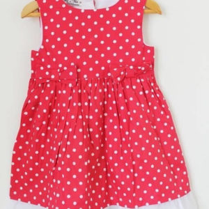 Beautiful Cotton Kid's Girl Frock