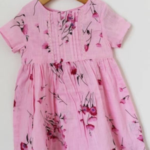Beautiful Cotton Kid's Girl Frock 4