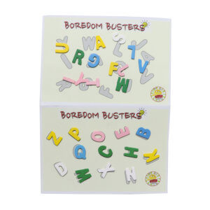 Boredom Busters Busy Bags