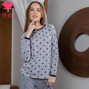 PLAYFUL POLKA DOT NIGHT WEAR
