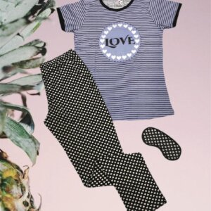 STAY LOVED NIGHT SUIT