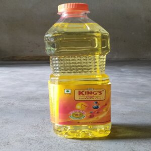 Kings refined Soyabin Oil