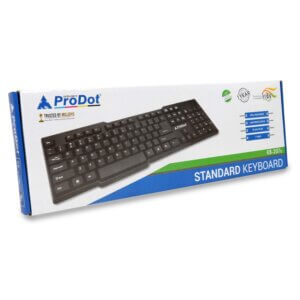 Prodot USB Keyboard KB-207s
