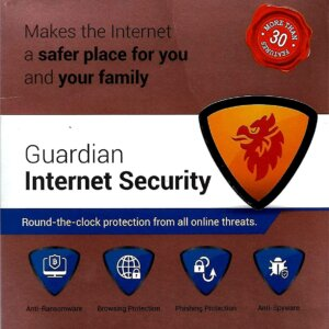 Guardian Internet Security – 1 PC, 1 Year