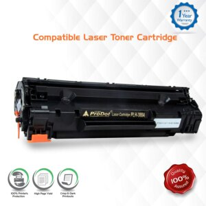 ProDot PLH-388A Compatible Laser Printer Toner Cartridge for HP and Canon