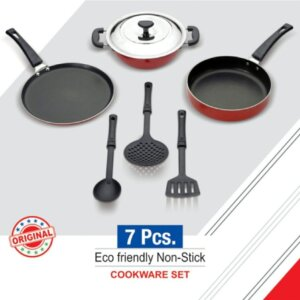 7 PC NonStick Gift Set